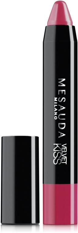 Стик червило за устни - Mesauda Milano Velvet Kiss Lipstick