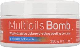Парфюмерия и Козметика Пилинг за тяло - Evree Multioils Bomb Peeling