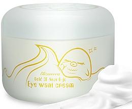 Парфюмерия и Козметика Околоочен крем с екстракт от лястовиче гнездо - Elizavecca Face Care Gold CF-Nest B-Jo Eye Want Cream