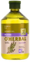 Парфюмерия и Козметика Релаксиращ душ гел с екстракт от лавандула - O'Herbal Relaxing Shower Gel