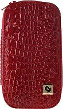 Парфюми, Парфюмерия, козметика Комплект за маникюр MS-01, червен - Staleks Manicure Set
