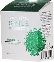 Парфюми, Парфюмерия, козметика Прах за избелване за зъби - VitalCare White Pearl Smile Tooth Whitening Powder Menthol+
