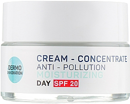 Парфюмерия и Козметика Дневен крем за лице - Vollare Multi-Active Detox C+E Cream-Concentrate