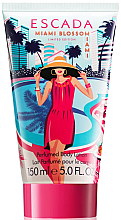 Парфюми, Парфюмерия, козметика Escada Miami Blossom - Лосион за тяло