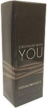 Парфюмерия и Козметика Giorgio Armani Emporio Armani Stronger With You - Тоалетна вода (мини)