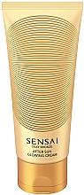 Парфюмерия и Козметика Озаряващ крем за тяло - Kanebo Sensai Silky Bronze After Sun Glowing Cream