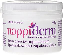 Парфюми, Парфюмерия, козметика Крем против дерматит - Nappiderm