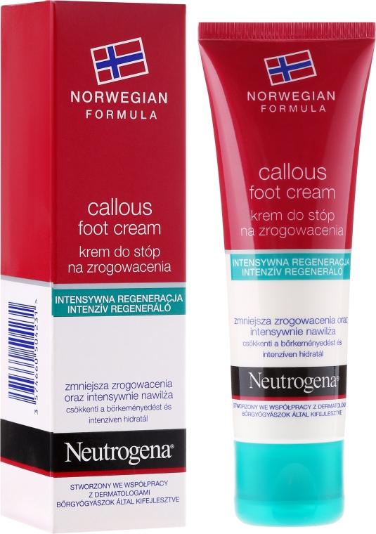 Крем за карака против мазоли - Neutrogena Callous Foot Cream