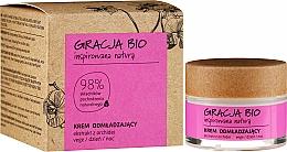 Парфюмерия и Козметика Подмладяващ крем за лице с екстракт от орхидея - Gracja Bio Face Cream