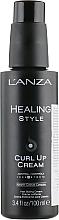 Парфюмерия и Козметика Крем за оформяне на къдрици - L'anza Healing Style Curl Up Cream