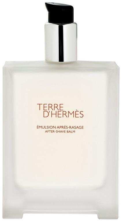 Hermes Terre dHermes - Балсам след бръснене — снимка N1