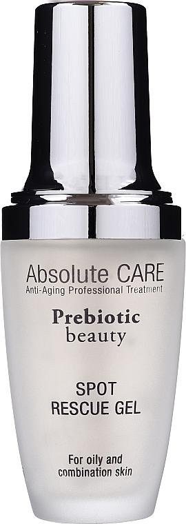 Гел за лице за мазна и комбинирана кожа - Absolute Care Prebiotic Beauty Spot Rescue Gel — снимка N2
