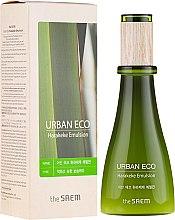 Парфюмерия и Козметика Емулсия за лице с 83% екстракт от новозеландска лен - The Saem Urban Eco Harakeke Emulsion