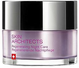 Парфюмерия и Козметика Възстановяващ нощен крем за лице - Artemis of Switzerland Skin Architects Regenerating Night Care