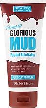 Парфюми, Парфюмерия, козметика Ексфолираща маска с бяла глина - Beauty Formulas Renewing Glorious Mud Facial Exfoliator