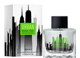 Парфюми, Парфюмерия, козметика Antonio Banderas Seduction in Black Urban - Тоалетна вода