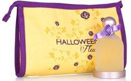 Парфюми, Парфюмерия, козметика Jesus Del Pozo Halloween Fleur - Комплект (edt/100ml + bag)