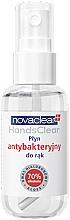Парфюмерия и Козметика Антибактериален спрей за ръце - Novaclear Hands Clear
