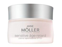 Парфюми, Парфюмерия, козметика Крем за лице - Anne Moller Sensitive Age-Retard Cream