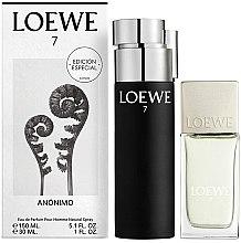Парфюмерия и Козметика Loewe Loewe 7 Anonimo - Комплект парфюмна вода (edp/150ml + edp/30ml)