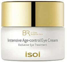 Парфюмерия и Козметика Антистареещ околоочен крем - Isoi Bulgarian Rose Intensive Age Control Eye Cream