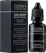 Парфюми, Парфюмерия, козметика Антистареещ серум за лице с колагенов комплекс - Gosh Donoderm Collagen Booster Serum