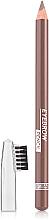 Парфюмерия и Козметика Молив за вежди - Luxvisage Eyebrow Pencil