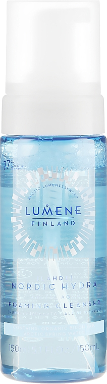 Почистваща пяна за лице - Lumene Ldhde Hydrating Mousse Cleanser