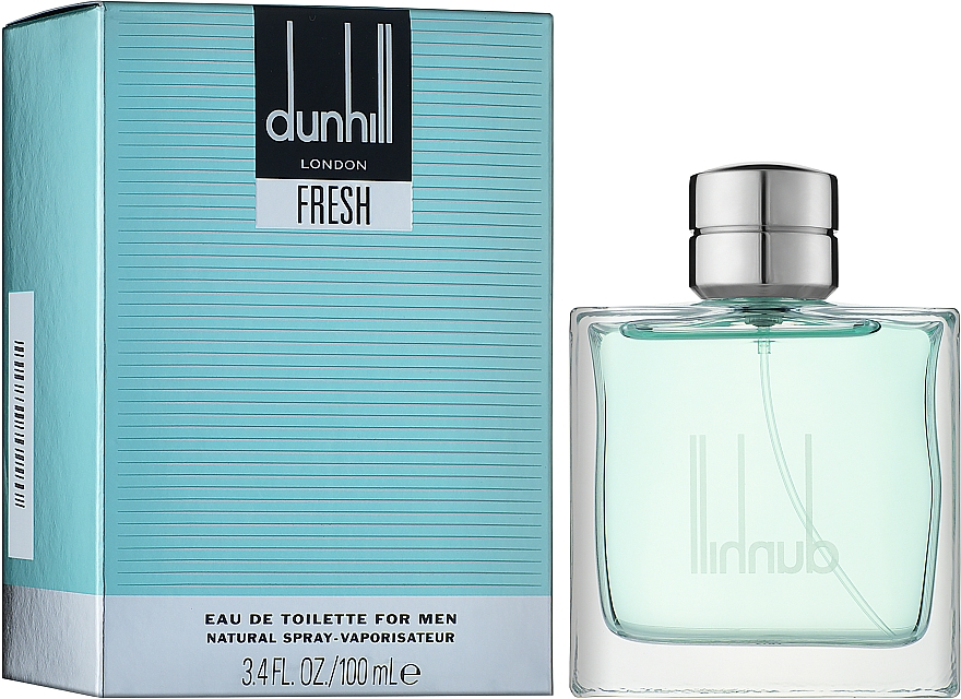 Alfred Dunhill Dunhill Fresh - Тоалетна вода — снимка N2