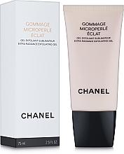 Гел за много суха и напукана кожа - Chanel Precision Gommage Microperle Eclat — снимка N1