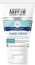 Парфюми, Парфюмерия, козметика Крем за ръце - Lavera Neutral Nourishing Hand Cream