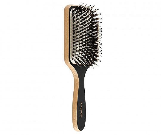 Четка за коса - Kashoki Hair Brush Touch Of Nature Paddle — снимка N1