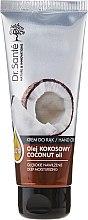 Парфюмерия и Козметика Овлажняващ крем за ръце - Dr. Sante Hand Cream Coconut Oil