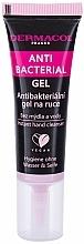 Парфюмерия и Козметика Антибактериален гел за ръце - Dermacol Antibacterial Gel