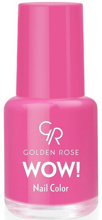 Лак за нокти - Golden Rose Wow Nail Color