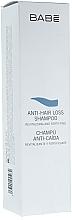 Парфюмерия и Козметика Шампоан против косопад - Babe Laboratorios Anti-Hair Loss Shampoo