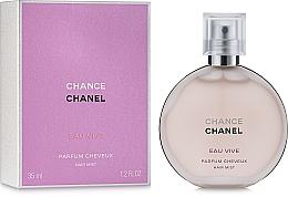 Парфюмерия и Козметика Chanel Chance Eau Vive - Парфюмен спрей за коса
