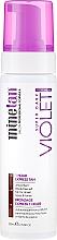 Парфюмерия и Козметика Автобронзираща пяна - MineTan 1 Hour Tan Violet Self Tan Foam