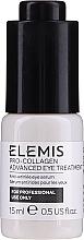 Парфюмерия и Козметика Лифтинг серум за околоочния контур - Elemis Pro-collagen Advanced Eye Treatment (тестер)