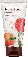 Парфюми, Парфюмерия, козметика Почистваща пяна за лице с екстракт от грейпфрут - Missha Super Seed Grapefruit Cleansing Foam