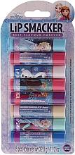 Парфюмерия и Козметика Комплект балсами за устни - Lip Smacker Frozen (balm/8x4g)