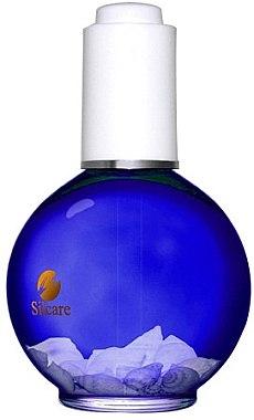 Масло за нокти и кожички - Silcare Olive Shells Vanilla Sky Blue — снимка N1