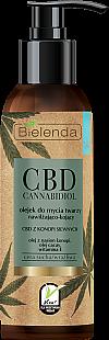 Почистващо масло за лице - Bielenda CBD Cannabidiol Oil — снимка N1