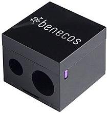 Парфюмерия и Козметика Двойна острилка - Benecos Cosmetic Pencil Sharpener
