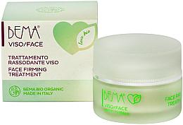 Парфюмерия и Козметика Укрепващ крем за лице - Bema Cosmetici Bema Love Bio Face Firming Treatment