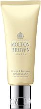 Парфюмерия и Козметика Molton Brown Orange & Bergamot Hand Cream - Крем за ръце