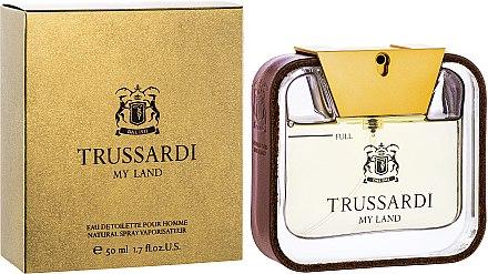 Trussardi My Land - Тоалетна вода — снимка N3