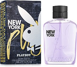 Парфюмерия и Козметика Playboy Playboy New York - Тоалетна вода