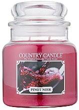 Парфюми, Парфюмерия, козметика Ароматна свещ - Country Candle Pinot Noir