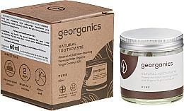 Парфюмерия и Козметика Натурална паста за зъби - Georganics Pure Coconut Natural Toothpaste